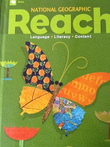 Reach E: Texas Student Anthology (National Geographic Reach)