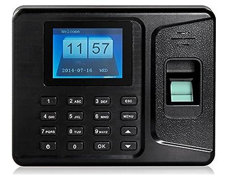 Reloj A-F261 USB TCP / IP contraseña huella digital atención del tiempo Grabadora SAC