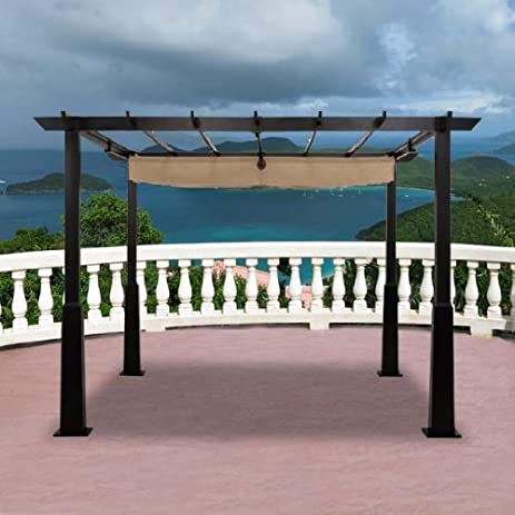 Windsor Pergola Replacement Canopy & Amazon.com : Windsor Pergola Replacement Canopy : Gazebos : Garden ...