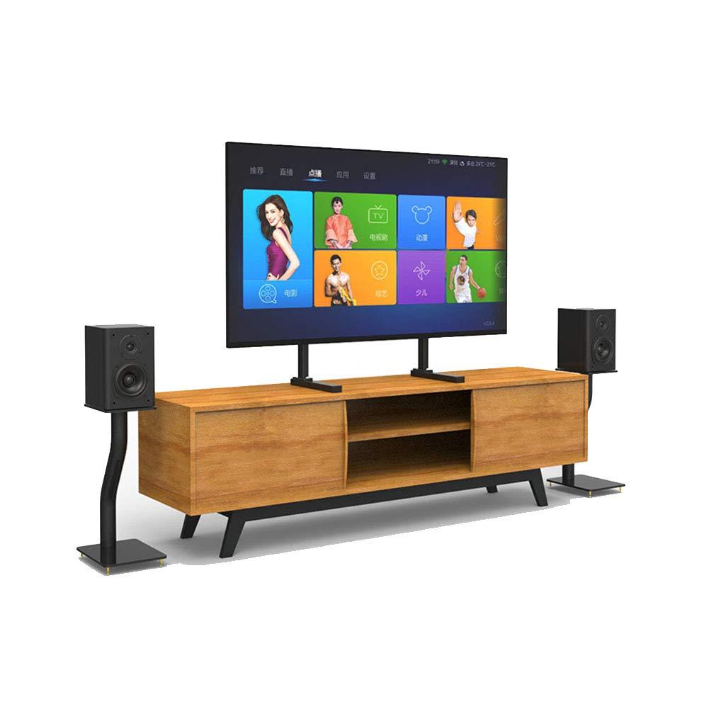 Exing Soporte de TV móvil, Piso de pie Comercial Video Conferencia Carrito Display Rack hogar TV móvil Soporte de TV para 26-50 Pulgadas: Amazon.es: Hogar