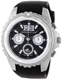 Momentum Men's 1M-DV26B4B D6 Chrono Analog Watch with Chronograph and Date Watch