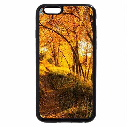 iPhone 6S / iPhone 6 Case (Black) October's light