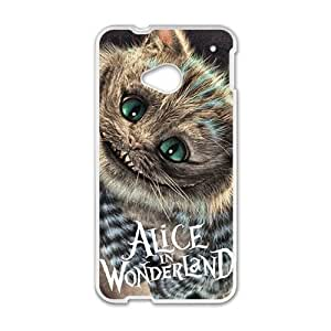 Alice In Wonderland Cell Phone Case for HTC One M7