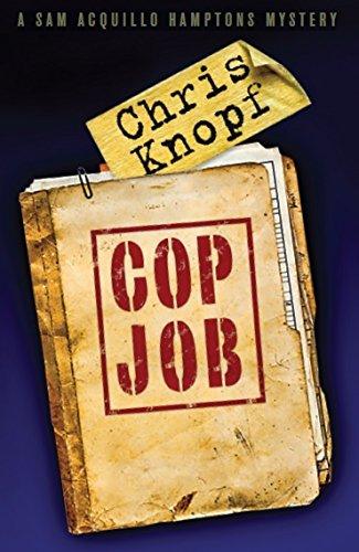 Image of Cop Job (Sam Acquillo Hamptons Mysteries)