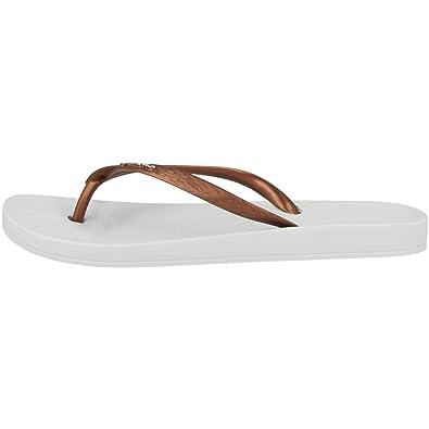 18756c70c486 Ipanema Women s s Anatomica Tan Fem Flip Flops  Amazon.co.uk  Shoes ...