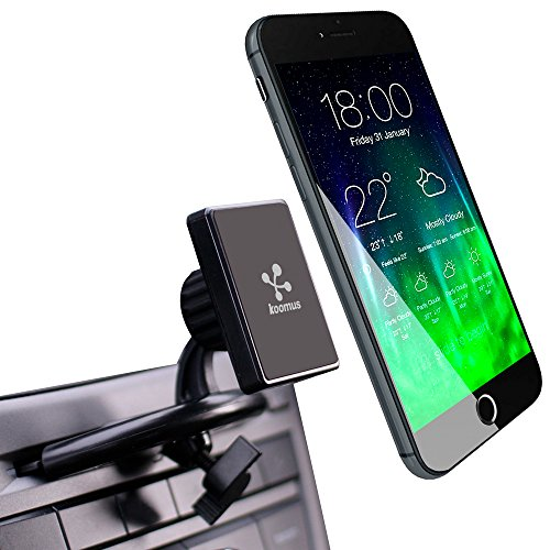Koomus Magnetos Magnetic Cradle less Smartphone
