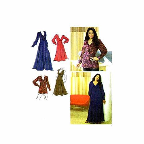 - Womens Dress Jumper Tunic Khaliah Ali Simplicity 3671 Sewing Pattern Size 18 - 20 - 22 - 24