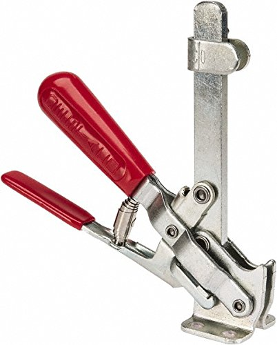 500 Lb Holding Capacity, Vertical Handle, Manual Hold Down Toggle ()