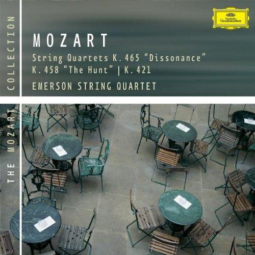 "Mozart: String Quartets K. 465 ""Dissonance"", K. 458 ""The Hunt"", K. 421"