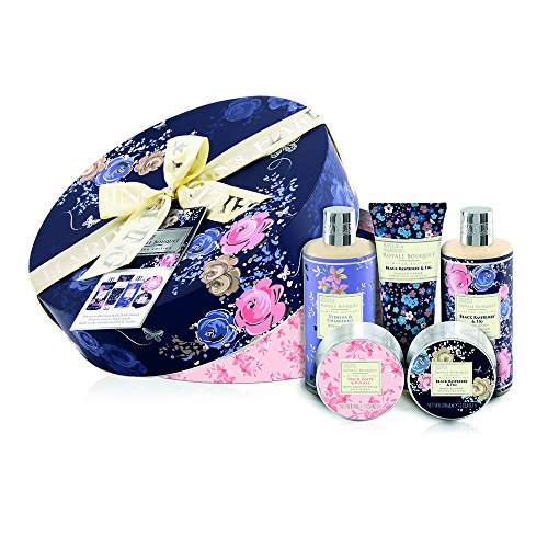 Baylis & Harding Royale Bouquet Hat Box Gift Set (Baylis And Harding Royale Bouquet Gift Set)