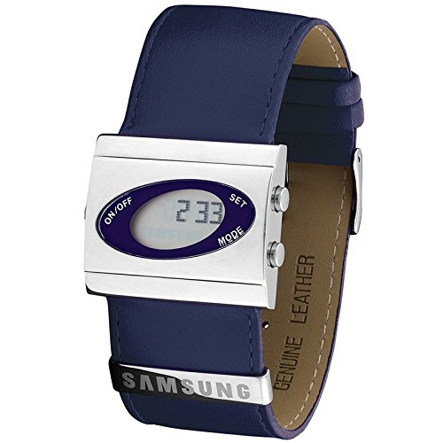 Reloj digital para mujer SD035-BL - Hora digital y calendario - Azul: Amazon.es: Relojes
