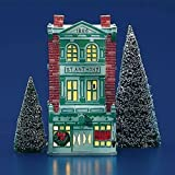 Department 56 St Anthony Hotel and post office 50067 The original snow house collectible building (2)