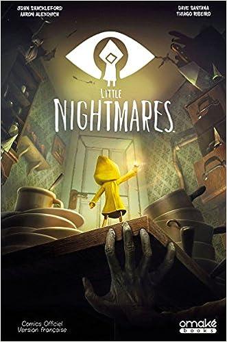 Little Nightmares (Comic Officiel VF)