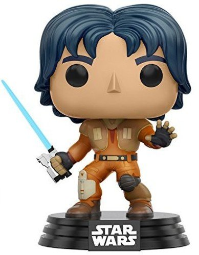 Funko Star Wars Rebels Ezra Pop Figure ()