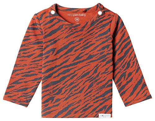 Noppies Unisex Baby U Tee Ls Yasumi AOP T-shirt