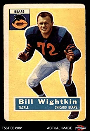 Verzamelkaarten: sport YOU PICK CARDS 1956 Topps Football Card Singles Good to NEARMINT