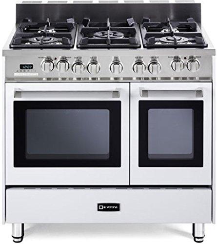 36 double oven range - 4