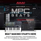 AKAI Professional APC Key 25 | USB MIDI Keyboard