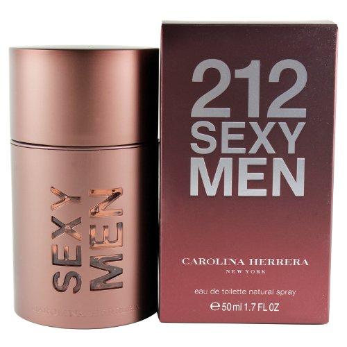 212 Sexy Men Edt - Carolina Herrera 212 Sexy for Men (M) 1.7oz EDT Spray
