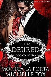 Desired: A Vampire Blood Courtesans Romance