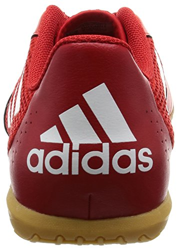 Ftwr Scarlet Botas red Ace Fútbol 17 White Adidas De Rojo Para Hombre 4 Sala 1PxOvqnFIw