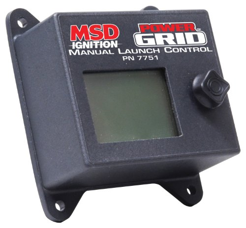 MSD Ignition 7751 Power Grid Manual Launch Control ()