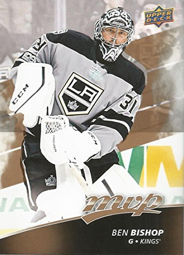 (2017-18 Upper Deck MVP #157 Ben Bishop Los Angeles Kings)