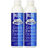 Blitz Gem & Jewelry Cleaner Concentrate (8 Oz) (2-Pack)