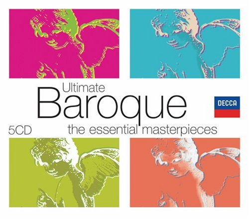 Ultimate Baroque [5 CD Box Set] ()