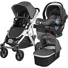 Vista Stroller:              The VISTA is designed to adapt as your family grows. Only its enhancements adjust to changes in life's momentum - be it weather, terrain or life stage - even better than its predecessor. The VISTA ...