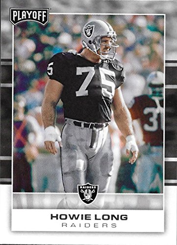 2017 Panini Playoff  161 Howie Long Nm Mt La Raiders