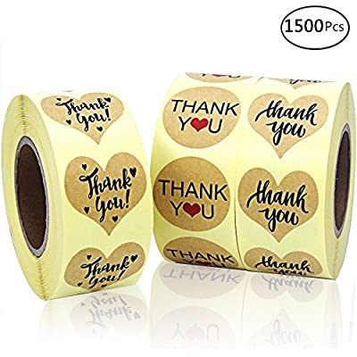 eoout-1500pcs-kraft-paper-thank-you
