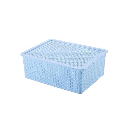 Best wishes shop Caja de almacenamiento- Cajas de organizador de plástico de la sub-