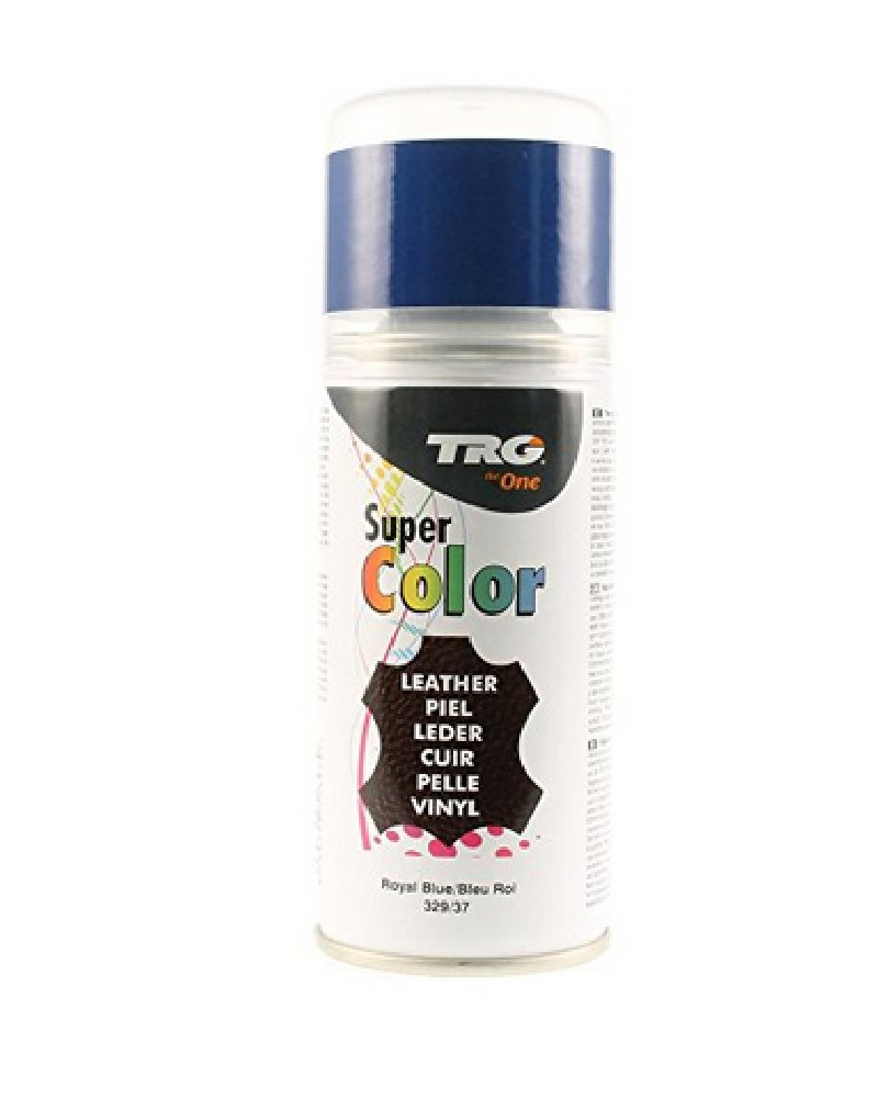 TRG Super Colour Spray 150ml - Leather, Vinyl & Canvas Dye (Various Colours Available), Beige(349/58),