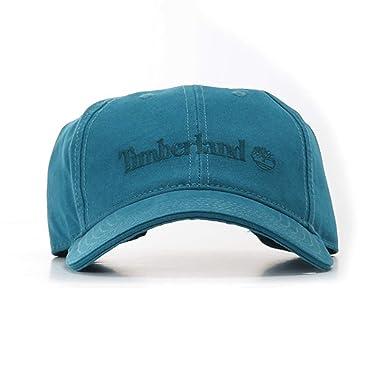 56f81f56def Timberland Hats 6 Panel Baseball Cap - Blue Adjustable  Amazon.co.uk ...