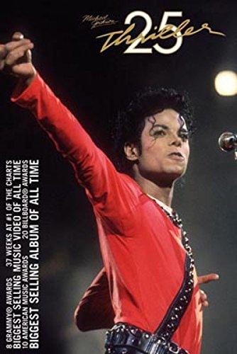 Michael Jackson Thriller Anniversary Poster