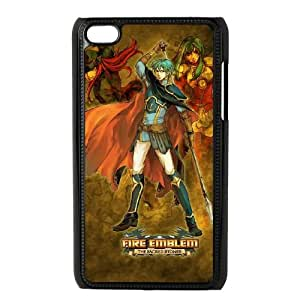 iPod Touch 4 Case Black Fire Emblem The Sacred Stones SLI_604875