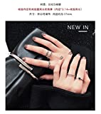 Generic Buy_2_get_1_Korean_Tide creative_ retro _opening Ring women girls _off_diet Ring minimalist_decor_with_ students .