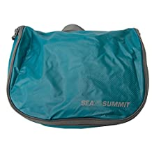 Sea to Summit Travelling Light Hanging Toiletry Bag (Large/Pacific Blue)
