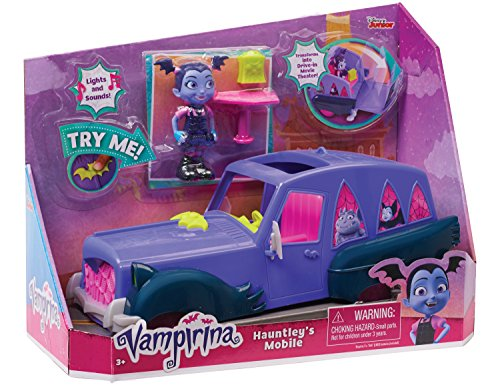 Vampirina Vamparina Toy Activity Roleplay Sets, Multicolor ()