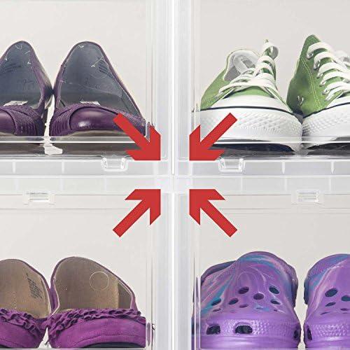 Iris Set Of 3Shoe Boxes, Aufbewahrungsboxen, Shoebox Shoe Storage Box, 137007
