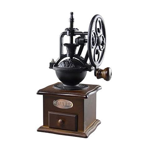 Molinillo de molino de café manual, molinillo de café manual Molino de café de manivela