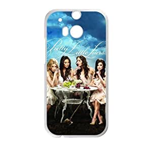 HTC One M8 Phone Case Pretty Little Liars Case Cover PP8M314031