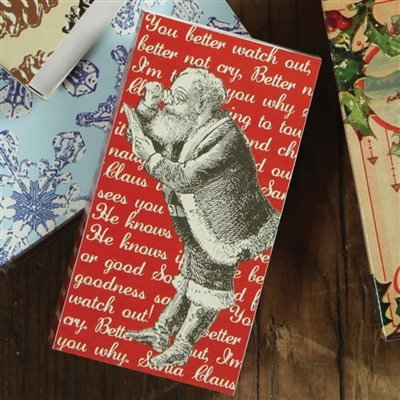 Christmas Matches Set of 10 Boxes, Match Book, Christmas Carols
