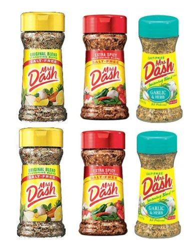 Mrs dash variety pack