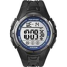 Timex Marathon Sport T5K3599J Blue and Black Digital Watch