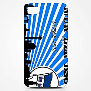Unique Design FC Hertha BSC Theme Football Club Phone Case Cover For Blackberry Z10 3D Plastic Phone Case