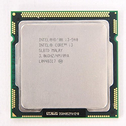 INTEL CORE I3 CPU 540 @ 3.07GHZ DRIVERS FOR WINDOWS MAC