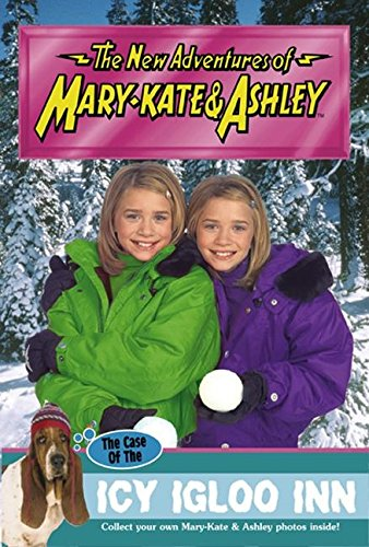 New Igloo (New Adventures of Mary-Kate & Ashley #45: The Case of the Icy Igloo Inn: (The Case of the Icy Igloo Inn))