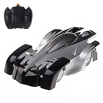 Buy Spearl Wall Climber Remote Control Car Black Silver Online At Low Prices In India Amazon In